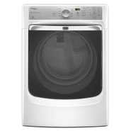 Maytag 7.4 cu. ft. Gas Dryer w/ Steam - White at Sears.com