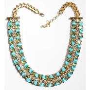 Studio S Women's Jeweled Collar Necklace at Sears.com