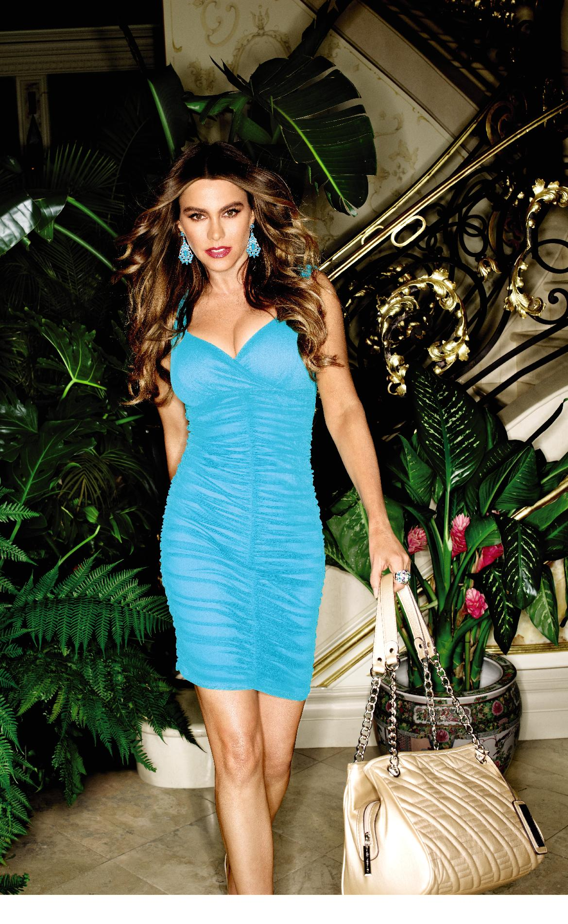 Sofia by Sofia Vergara Women's Shirred Mesh Dress at Kmart.com