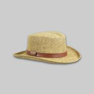 Panama Jack Men's Straw Gambler Hat at Kmart.com