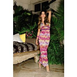 Sofia by Sofia Vergara Women's Halter Maxi Dress - Tropical at Kmart.com