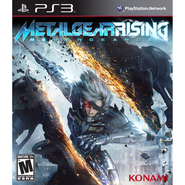 Konami PS3 Metal Gear Rising: Revengeance at Sears.com