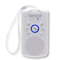 Jensen Water Resistant Shower Bluetooth Hands Free Speaker at Kmart.com