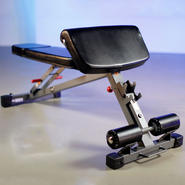 XMark Commercial Ab, Hyperextension and Preacher Curl Bench XM-7631 at Kmart.com
