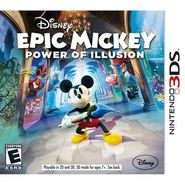 Disney Interactive Studios 3DS Epic Mickey: Power of Illusion at Kmart.com