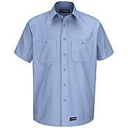 Wrangler Workwear Wrangler Short Sleeve Workshirt -WS20 at Sears.com