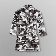 Joe Boxer Boy's Fleece Robe - Camouflage at Sears.com