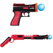 dreamGEAR PS3 PS Move Blaster Combo Pack at Sears.com