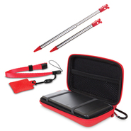 dreamGEAR 3DS 4-in-1 Case Pack-Red at Kmart.com
