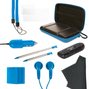 dreamGEAR 3DS 13-in-1 Gamer Pack-Blue at Kmart.com