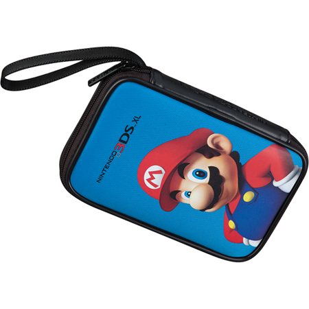 RDS Industries  3DS Game Traveler Mario-Blue