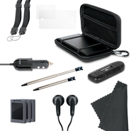 dreamGEAR 3DS 13-in-1 Gamer Pack-Black at Sears.com