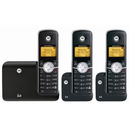 Motorola DECT 6.0 Cordless Phone with 3 Handsets at Sears.com