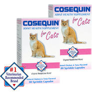 Nutramax Cosequin® for Cats, 80 Sprinkle Capsules, 2 Pack at Kmart.com