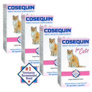 Nutramax Cosequin® for Cats, 80 Sprinkle Capsules, 4 Pack at Kmart.com