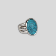 Trifari Women's Ring - Faux Turquoise at Sears.com