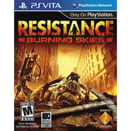 Sony PS Vita Resistance: Burning Skies at Kmart.com