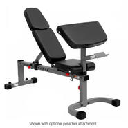 XMark Commercial Flat Incline Bench XM-7603 at Kmart.com
