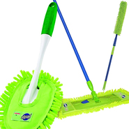 Libman Microfiber Duster, Flexible Handle Duster & Du...