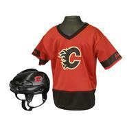 Franklin Sports NHL® Calgary Flames Kids Team Set at Kmart.com