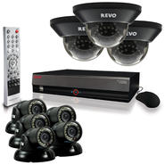 Revo 16 Ch. 2TB DVR Surveillance System with 8 700TVL 100 ft. Night Vision Cameras at Kmart.com