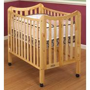 Orbelle Baby and Teen Furniture The Tian Three in One Portable Crib, with Two Levels at Sears.com