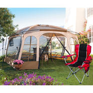 Canopy Tent with Folding Chair Bundle                ...