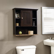 Sauder Peppercorn Wall Cabinet at Kmart.com