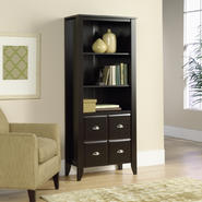 Sauder Shoal Creek Library with Doors at Sears.com
