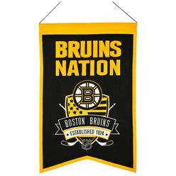 Winning Streak Nhl Boston Bruins Nations Banner