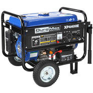 DuroMax 4400 Watt Quiet Portable Electric Start RV Gas Powered Camping Generator.Non California Compliance at Sears.com