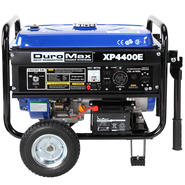 DuroMax 4400 Watt Quiet Portable Electric Start RV Gas Powered Camping Generator CARB APPROVED at Sears.com