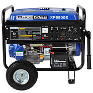 DuroMax 8500 Watt Portable Gas Powered RV Camping Home Generator CARB APPROVED at Sears.com