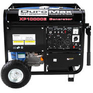 DuroMax 10000w Portable Gas Electric Start Generator RV Standby Camping CARB APPROVED at Sears.com
