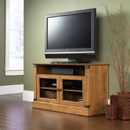 Sauder Registry Row Panel TV Stand at Sears.com