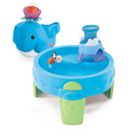 Step 2 Waterwheel Play Table & Water Toy Bundle at Sears.com