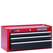 "Craftsman 26"" 3-Drawer Quiet Glide™ Intermediate Tool Chest at Craftsman.com"