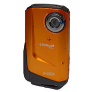 Polaroid 5MP Waterproof HD Pocket Digital Video Camcorder-Orange at Sears.com