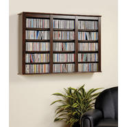 Prepac Espresso Triple Wall Mounted Storage at Kmart.com