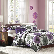 Mizone Hayle 4 Piece Quilt Set at Sears.com