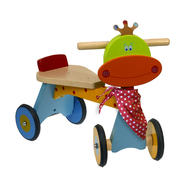 Dushi 4 Wheel Wooden Walking Bike at Kmart.com