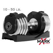 XMark 50 lb. Adjustable Dumbbell XM-3307 at Kmart.com