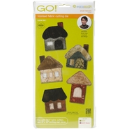 Accuquilt GO! This & That Fabric Cutting Dies-GO! Small Houses By Reiko Kato at Kmart.com
