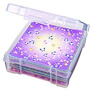 "Essentials 6""X6"" Box-Translucent at Kmart.com"