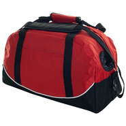 Toppers™ Semi-Pro Sports Bag w/ Water Bottle Holder - Red at Kmart.com