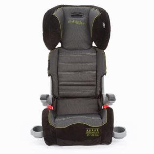 The First Years B540 Abstract 0's Booster Seat - Black/Green
