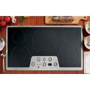 "GE Café Café™ Series 36"" Electric Cooktop - Stainless Steel at Sears.com"