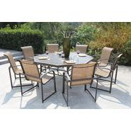 Bellini Home and Gardens Nani 9 Pc Dining Set at Sears.com