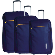 American Tourister Astronolite Luggage Set (Blue) at Sears.com