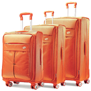 American Tourister Colora Luggage Set (Orange) at Sears.com